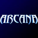 Arcana Studios logo