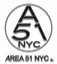 Area 51 NYC Recording Studios logo
