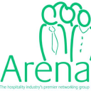 Arena the hospitality networking association logo