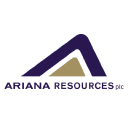 Ariana Resources plc logo