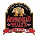 Armadillo Willy's BBQ logo