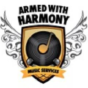 Armed With Harmony Music Services logo