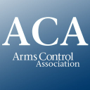 Arms Control Association logo