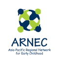 ARNEC (Asia-Pacific Regional Network for Early Childhood) logo
