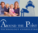 Around The Point, Inc. logo