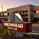 Arrowhead Dental Lab Company Logo