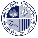 Arrupe Jesuit High School logo