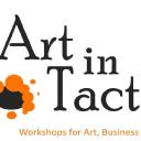 Art-in-tact workshops schilderen en teambuilding logo