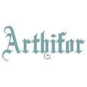 Arthifor, arte en hierro forjado logo