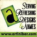 Artini Bar Designs logo