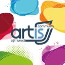ArtisCommunity/Cymuned logo