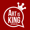 Art Is King Conference logo