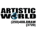 Artistic World Graphics logo