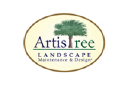 ArtisTree Landscape Maintenance & Design logo