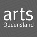 Arts Queensland logo