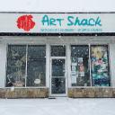 Art Shack Art Supplies logo