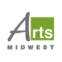 Arts Midwest logo icon