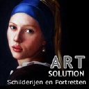 Art Solution Schilderijen logo