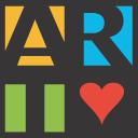 Art With a Heart Indianapolis logo