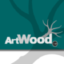 ArtWood Co logo