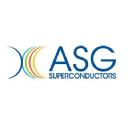 ASG superconductors S.p.A. logo