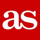 As logo icon