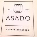Asado coffee roasters inc logo
