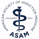 American Society Of Addiction Medicine logo icon