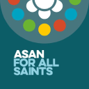 All Saints Action Network logo