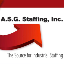A.S.G. Staffing, Inc. logo