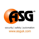 ASGuk Security | Safety | Automation logo