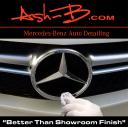 ASH-B Mercedes-Benz Auto Detailing logo
