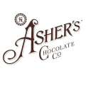 Asher's Chocolates logo