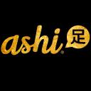 "ashi ""Sports & fashion"" logo"