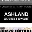Ashland Watches Logo