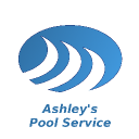 Ashley's Pool Service logo