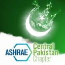 Ashrae Central Pakistan Chapter logo