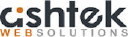 Ashtek Web Solutions logo