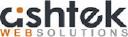 Ashtek Web Solutions logo