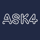 Ask4 logo icon