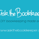 Ask the Bookkeeper logo