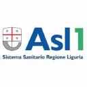 ASL 1 Imperiese - Regione Liguria logo