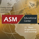 ASM Educational Center , Inc, logo