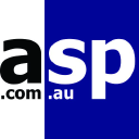 ASP Microcomputers logo