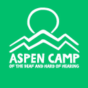 Aspen Camp of the Deaf & Hard of Hearing logo