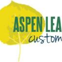 Aspen Leaf Custom Homes logo