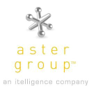 Aster Group - An itelligence Company logo