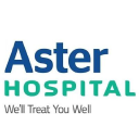 Aster Hospital logo icon