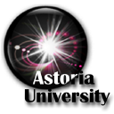 Astoria University logo