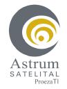 Astrum Satelital logo